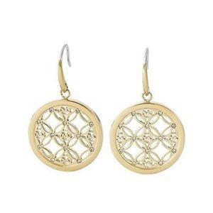 Michael Kors NWT Heritage Drop Earrings